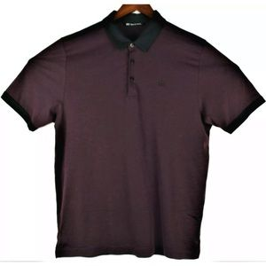 Travis Mathew Golf Polo Short Sleeve Shirt Pima